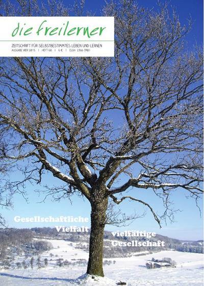 Heft Nr. 68 – Gesellschaftliche Vielfalt – vielfältige Gesellschaft