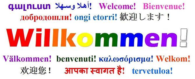 Willkommen Vielfalt, Willkommen Fremde!