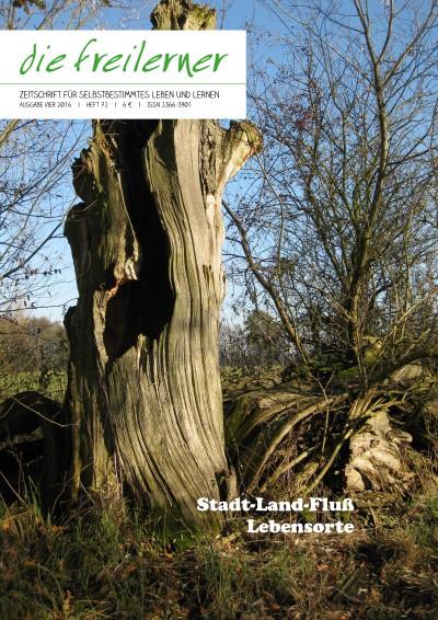 Heft 72 – Stadt-Land-Fluß – Lebensorte