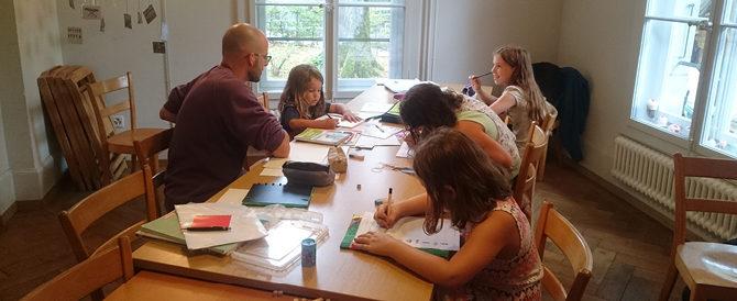 Der FreiLernRaum: Ein Begegnungsort für Kinder, die frei lernen dürfen