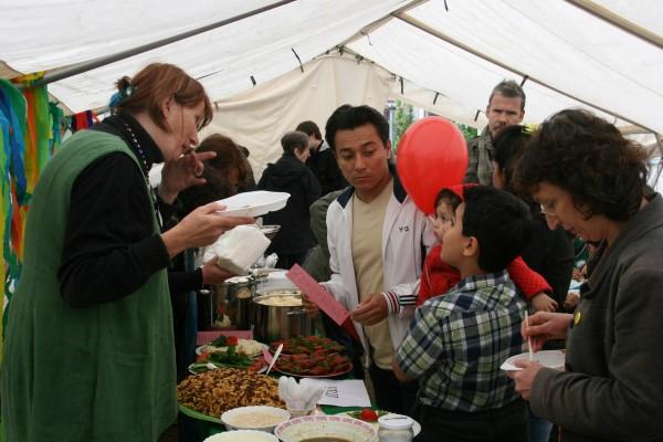 Begegnungsfest - Vielfalt erleben.
