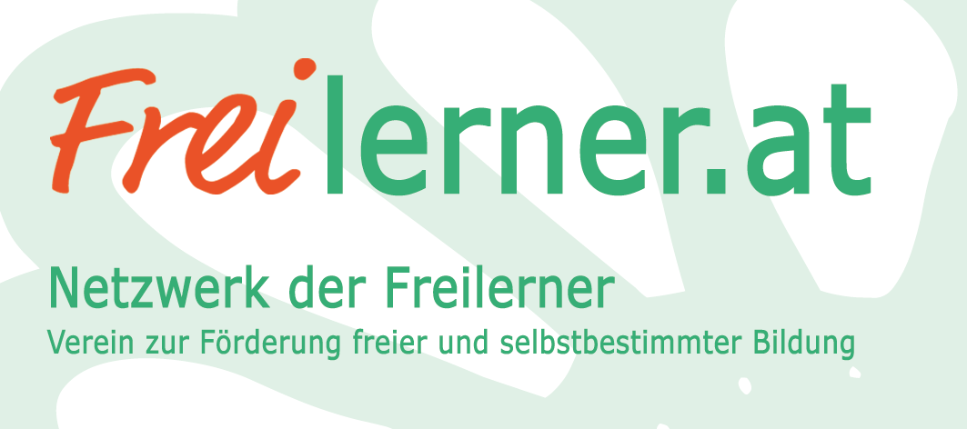 """Der gemeinnützige Verein """"Netzwerk der Freilerner – Verein zur Förderung freier und selbstbestimmter Bildung"""" wurde ursprünglich im Jahr 2010 als Verein zur Unterstützung von Familien im häuslichen Unterricht gegründet. Im Oktober 2015 kam es zu einer grundlegenden Neupositionierung mit dem obersten Ziel, das Freilernen  Unschooling) in Österreich dauerhaft und uneingeschränkt zu ermöglichen. Die Neupositionierung war notwendig, da wir die Erfahrung gemacht haben, dass sich die Ziele und Interessen von """"Homeschoolern"""" (Heimunterricht praktizierende Familien) und """"Unschoolern"""" (Freilernern) in entscheidenden Punkten stark unterscheiden. Trotzdem ist unser Netzwerk offen für alle – egal ob Freilerner, Homeschooler, Unterstützer oder einfach Interessenten."""