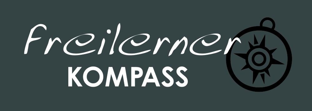 Beim Freilerner-Kompass finden junge Menschen und deren Familien erste Informationen zum Freilernen. Auch die breite Öffentlichkeit wird hier zielgerichtet aufgeklärt.