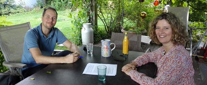 Interview mit Gertrud Eichinger (SPD)