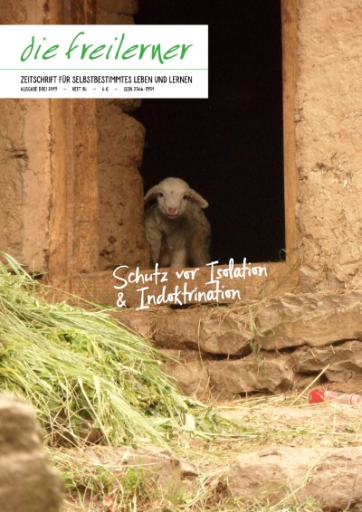 Heft 84 – Schutz vor Isolation & Indoktrination