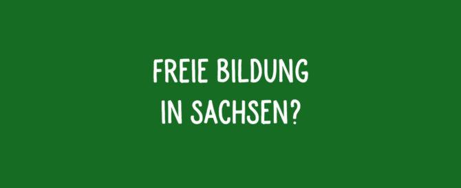 Wahlprüfsteine zur Landtagswahl in Sachsen