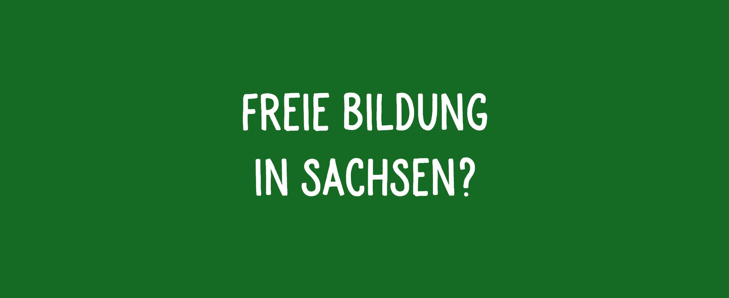 Landtagswahl in Sachsen