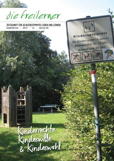 Heft 87 – Kinderrechte, Kindeswille & Kindeswohl