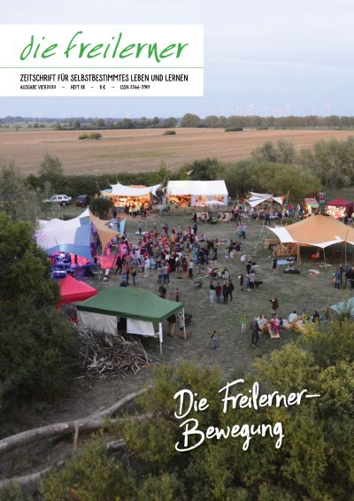 Heft 88 – Die Freilerner-Bewegung
